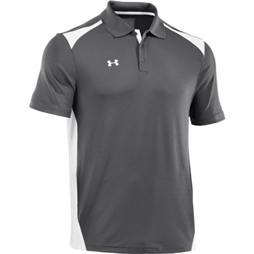 under-armour-mens-team-colorblock-polo-graphite-white-large