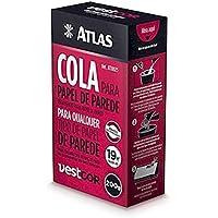 Cola para Papel de Parede 200G, Pincéis Atlas AT10025