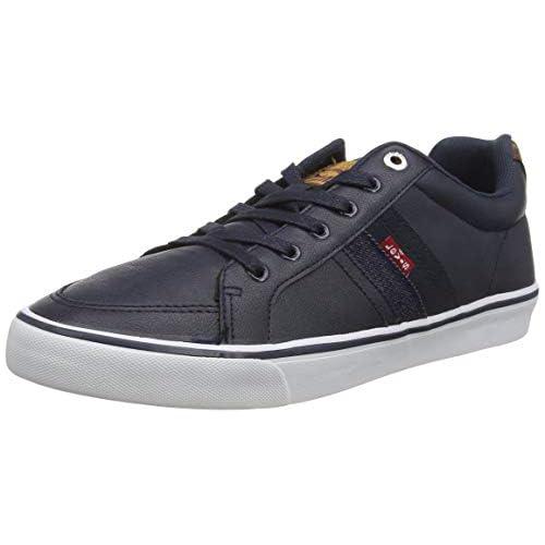 chollos oferta descuentos barato Levi s Turner Zapatillas para Hombre Azul Navy Blue 17 41 EU