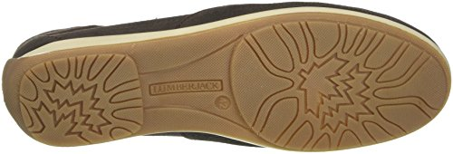 Lumberjack Slippers Passo Marrón Sm11102 Ce001 Brown Hombre WWROv