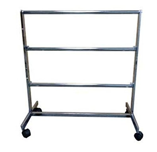 (Chrome Mobile Hanger Rack Metal)