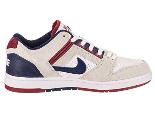 EU Marrone Force Air Uomo Sneakers NIKE SB 44 Pelle Low II 5 Suede z4ZB7x