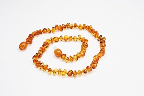 バーゲンで Amberbeata Genuine [並行輸入品] Baltic Amber Teething Necklace for Amberbeata Baby Baby - Honey Cognac Beads [並行輸入品] B077Q7WYK8, TK SPORTS:6e32bdaa --- a0267596.xsph.ru