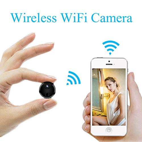 FidgetFidget Mini Spy Camera Wireless WiFi IP Security Camcorder HD 1080P DV DVR Night Vision Camera Set(with 32G TF Card)