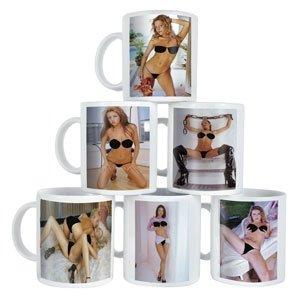 Strip Mugs Fantasy Playmates Naked - With Girls Naked Hot Glasses