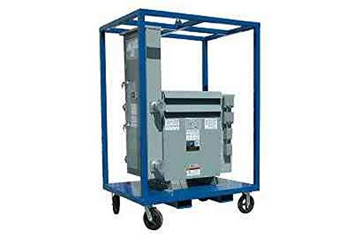 112.5 KVA Power Distribution - 480V to 240D/208-120V 3PH - (6) AR642 (4) L15-30R (12) GFCI Duplex