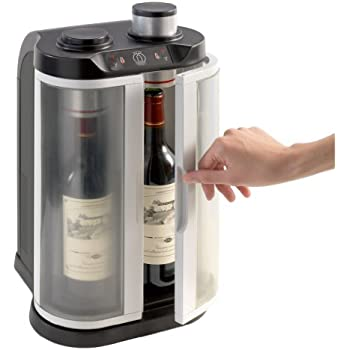 Amazon Com Wine Enthusiast Eurocave Sowine Home Wine Bar