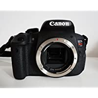 Canon T5i Body Only - International Version At A Glance Review Image