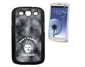 Hard case Samsung Galaxy S3 with printed design- David Hasselhoff by mcsharks