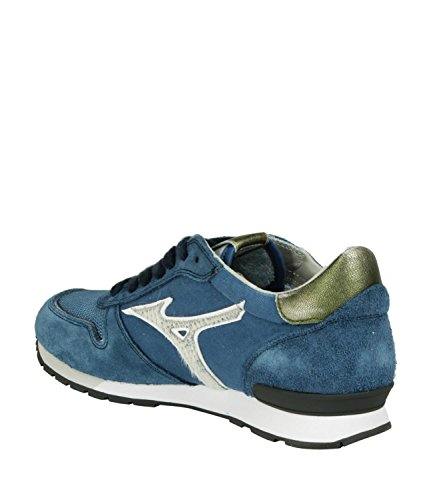 basse uomo ETAMIN D1GB174421 sneakers MIZUNO scarpe 1906 Blu wEYpIp