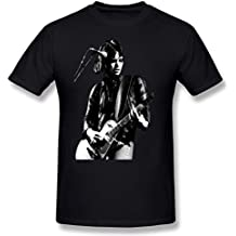 NBTJOOL 2018 Joan Rock Jett Cotton Men's T-Shirts Short Sleeve Tees & Tops Clothing