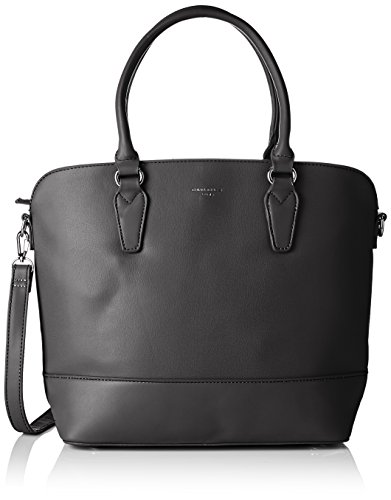 David Jones Women's 5608a-2 Top-Handle Bag Black (Black 5608a-2)