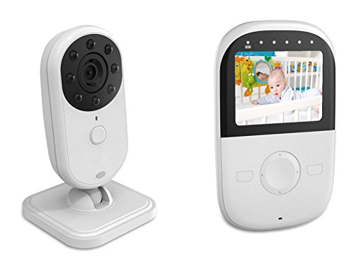 "AGPtEK Portable 2.4"" Baby Secure Monitor with Two-way Audio"