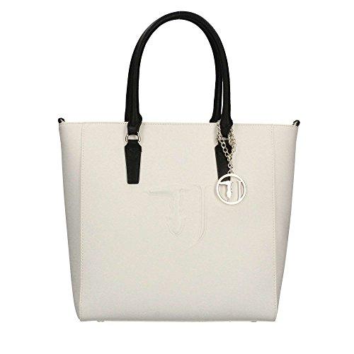 Trussardi Jeans 75b00001-1y090125, Sacs portés épaule Bianco
