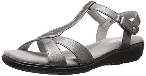 Grasshoppers Women's Pewter Women's Flat Grasshoppers Rose 4qwdxEd