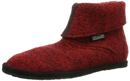 304 Rot Slippers Women's Fire Red 8973 Stegmann aqUSx