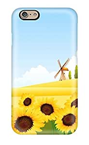 For AnnaSanders Iphone Protective Case, High Quality For Iphone 6 Nature Artistic Abstract Artistic Skin Case Cover wangjiang maoyi