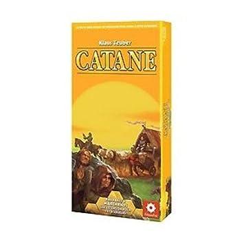 Catane – Barbares et Marchands – Extension 5/6 joueurs (FR) Le Monde des
