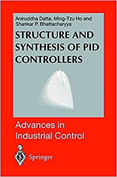 Book Structure and Synthesis of PID Controllers (Advances in Industrial Control)