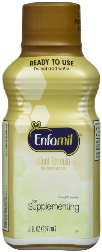 Enfamil for Supplementing Baby Formula - Ready to Feed - 8 f