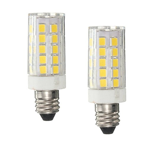 KINGSO Halogen Replacement Lights Mini Candelabra