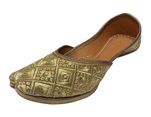Step n Style , Damen Sandalen bronze kupfer