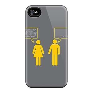 AlikonAdama Fashion Protective Women Logic Cases Covers For Iphone 6plus