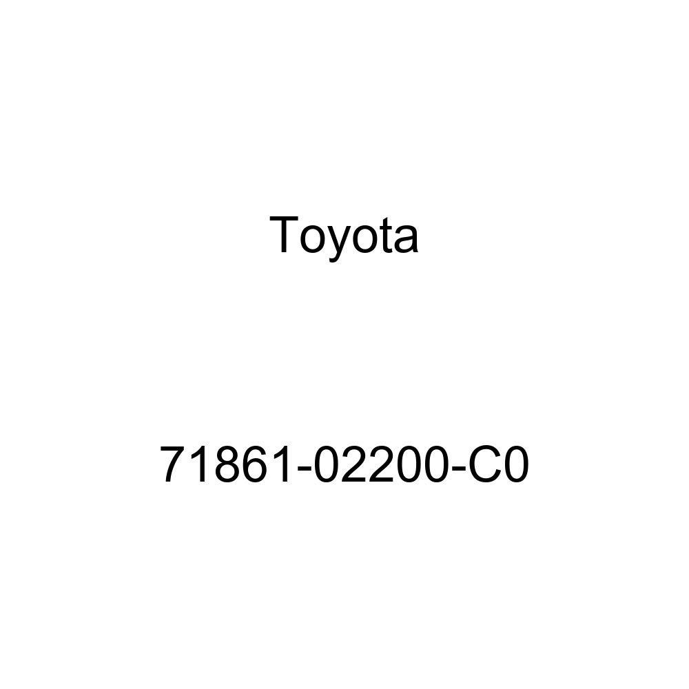 TOYOTA Genuine 71861-02200-C0 Seat Cushion Shield