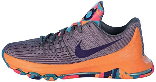 Nike Kids KD 8 (GS) Basketball Shoe (6.5 M US) by NIKE