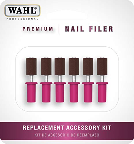 (Wahl Professional Animal Premium Nail Filer Replacement Kit (#5961-200))