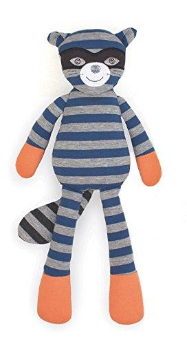 (Organic Farm Buddies, Robbie Raccoon Plush Toy)
