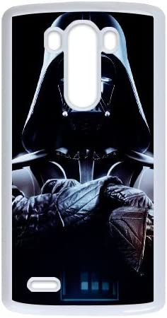 Lg G3 Case Covers White Darth Vader Star Wars Iphone 6 Wallpaper Protective Custom Phone Case F1t7lf Amazon Co Uk Electronics