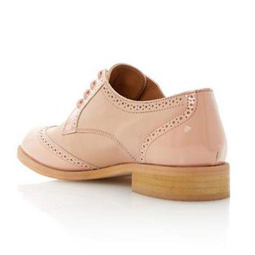 JPS Trading Services - Zapatos de Vestir mujer color carne