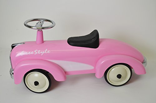 - Freestyle Speedster Pedal Car in Pink