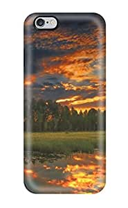 Fashion Design Hard Case Cover/ INwovsZ10916emrBn Protector For Iphone 6 Plus