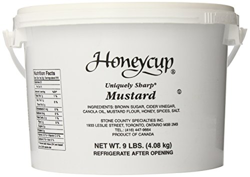 Honeycup Mustard, 9 Pound