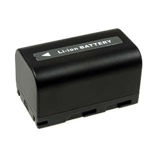 Batería para Samsung modelo SB-LSM80 Antracita