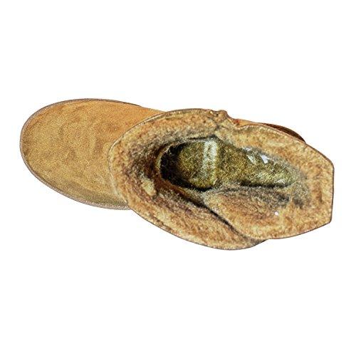 Unbekannt Women's Slip-On Boots lZF6WbQqyz