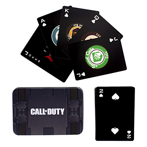 Card Duty (Call of Duty Playing Cards)