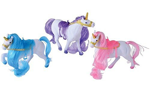 unicorn action figure - 8