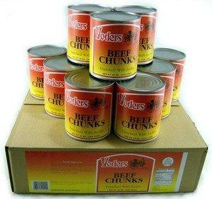 kirkland roast beef canned - 3