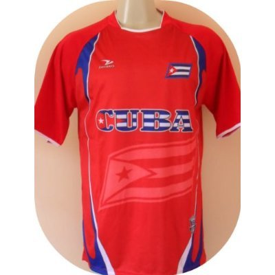 be4a43890 Amazon.com   CUBA PRO Soccer Jersey   Pro Futball Jersey LARGE   Sports    Outdoors