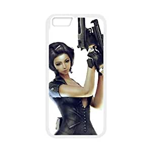 cross fire iphone 6s 4.7 Inch Cell Phone Case White PSOC6002625696167