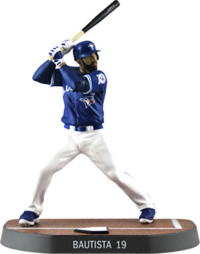 MLB Toronto Blue Jays Jose Bautista Baseball Action Figure, - Jose Blue