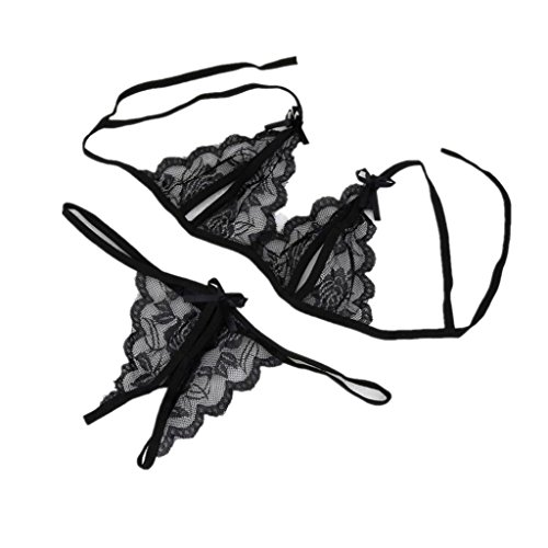[Sexy Underwear ,Beautyvan Women Lady Sexy Cute Lingerie Lace Underwear Sleepwear G-string Lingerie] (Period Piece Halloween Costumes)
