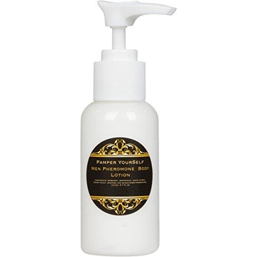 Hommes phéromone parfum parfum lotion pour le corps, 2.7 Fl Oz