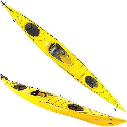 Necky Elias Kayak with Rudder Lemongrass, One Size