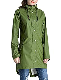 Amazon.com: Greens - Trench, Rain & Anoraks / Coats, Jackets ...