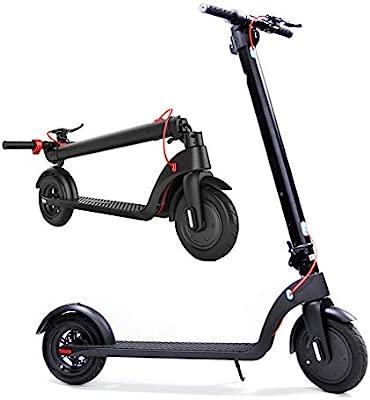 Scooter Eléctrico Plegable Adultos,Velocidad Máx de 32km/h ...