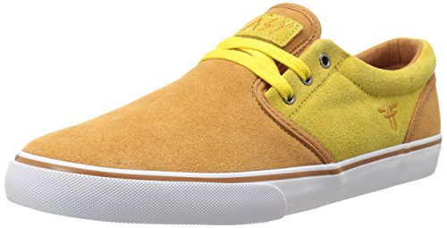 Fallen Mens THE EASY Trainers - Skateboarding yellow 5tbRX6qHo